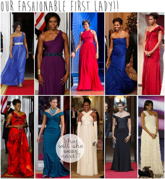 Michelle Obama's shopping habits