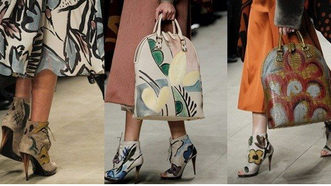 Shoes trends on the catwalk fall winter 2014