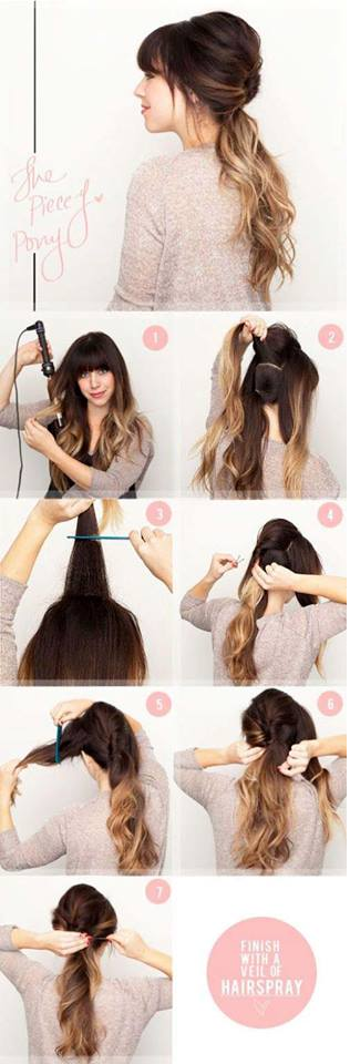 4 hairstyles for year-end parties