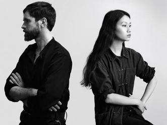 Christopher Lemaire and Sarah-Linh Tran