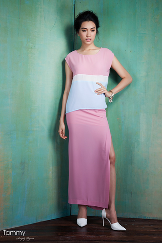 Pink is leading color of the season