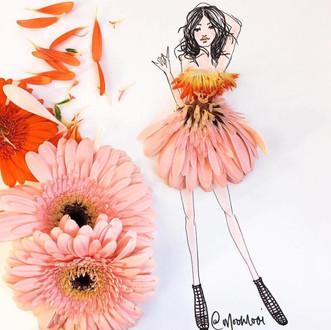 LIFE IS LIKE A FLOWER