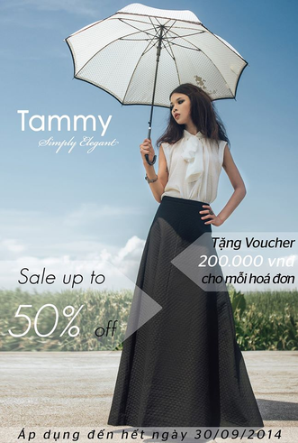 The opening of the seventh Tammy Showroom