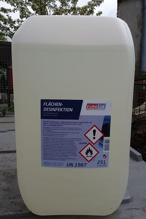 Flächendesinfektionsmittel 25 Liter