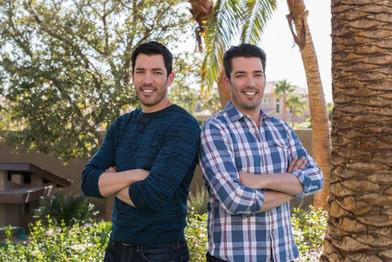 Drew & Johnathan Scott