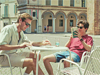 Body Language in Call Me By Your Name
