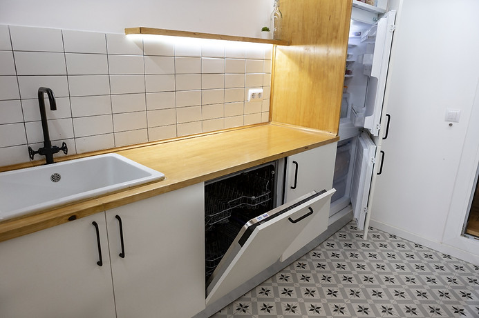 Detalle Barra Cocina 2