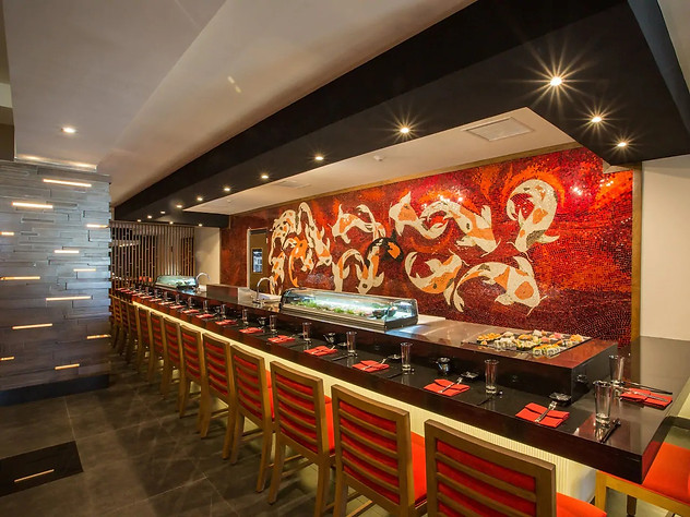 Restaurantes Hyatt Ziva