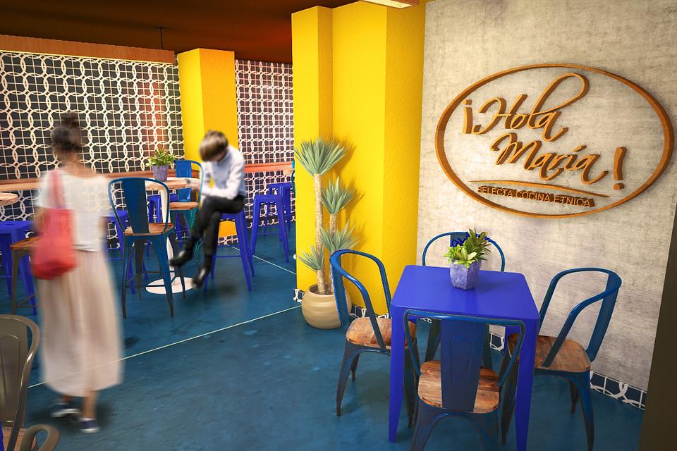 Restaurante Hola Maria!