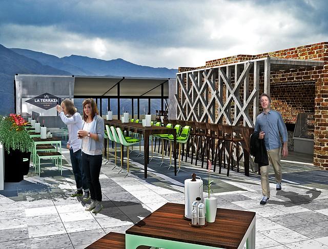 La Terraza Coffee Shop