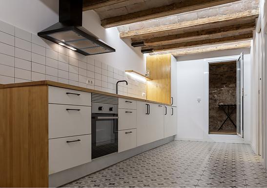 Detalle Barra Cocina