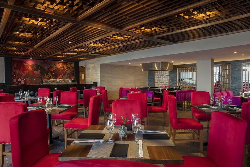 Vista Restaurante Asiatico Ayami