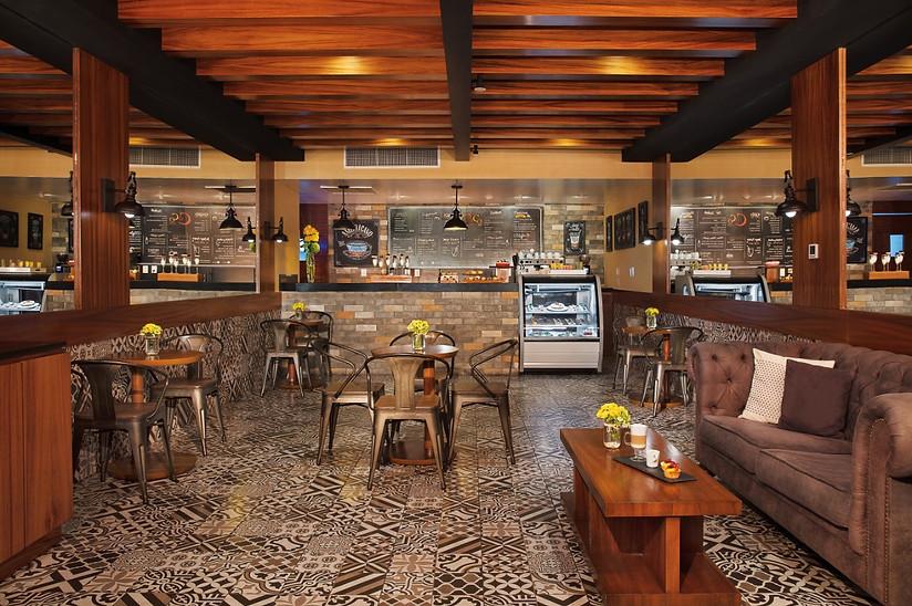 Vista Restaurante Coco Cafe