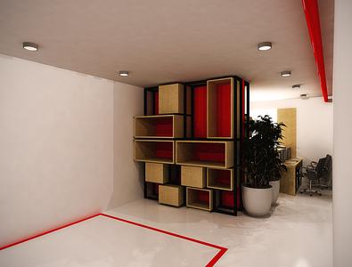 Oficinas Diseño Radix