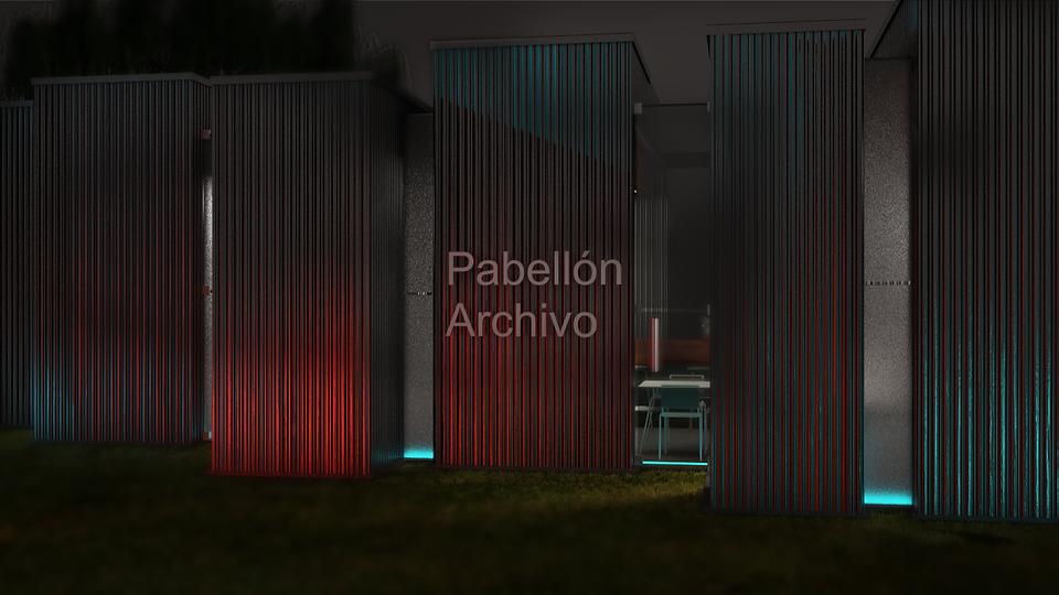 Pabellón Archivo