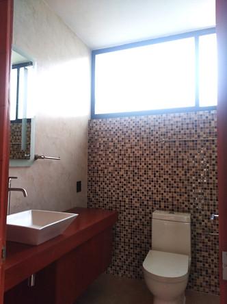 Baño Recamara Principal