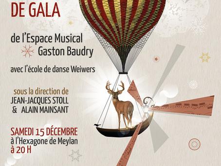 Concert de Gala | Samedi 15 Décembre 2018