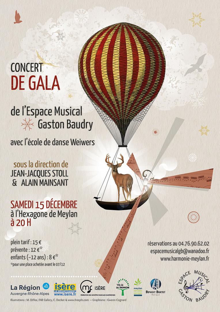 Le Concert de Gala