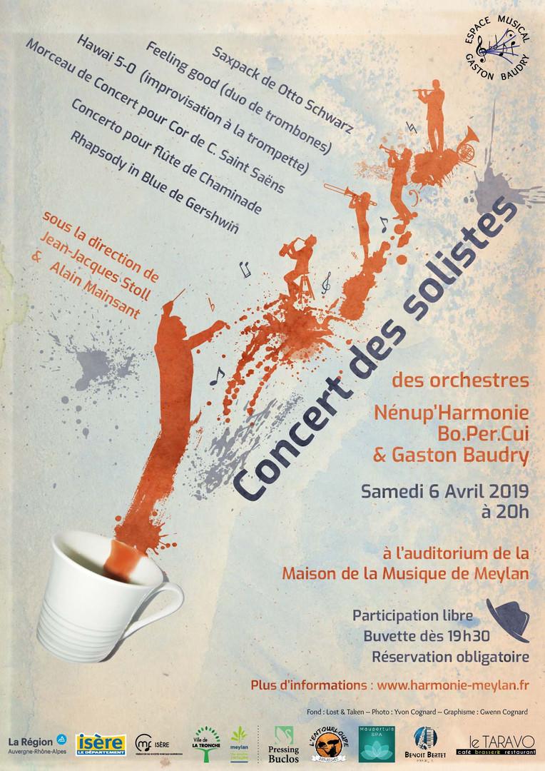Le Concert des Solistes