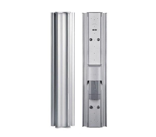 Ubiquiti 5 Ghz Variable Beam Basestation, Mid-Gain, 60-120°, Titanium, W/Rocket
