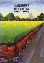 Canterbury's Archaeology 1987–1988