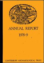 Canterbury's Archaeology 1978–1979