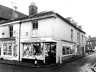 Shop premises in 1987