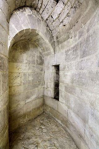 Corona stair tower chambers