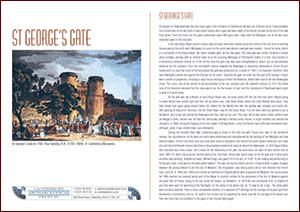 St Georges Gate A4 Leaflet