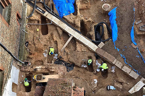 St Albans excavation