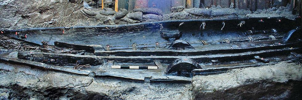 Dover Bronze Age boat