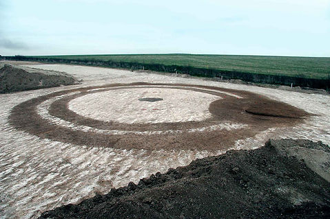Thanet Earth: The remains of a Bronze Age 'barrow'