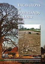 Excavations at Downlands, Walmer