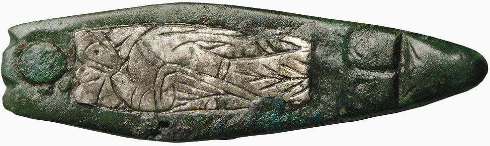 Anglo-Saxon strap-end