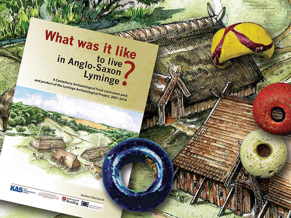 Canterbury Archaeological Trust curriculum pack