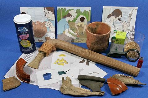 Bronze Age Boat Kit