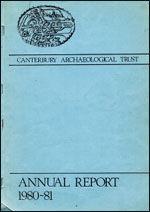 Canterbury's Archaeology 1980–1981