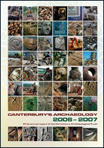 Canterbury's Archaeology 2006–2007