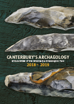 Canterbury's Archaeology 2018–2019