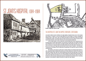 St John's Hospital A4 Leaflet