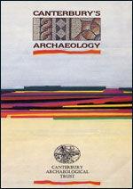 Canterbury's Archaeology 1989–1990