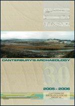Canterbury's Archaeology 2005–2006