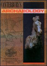 Canterbury's Archaeology 1990–1991