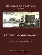Vol I.Excavations at Canterbury Castle