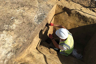 Excavations at Meopham School, Kent