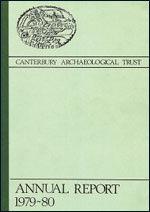 Canterbury's Archaeology 1979–1980