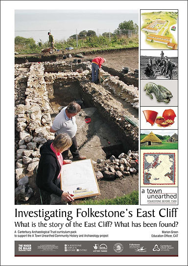 Investigating Folkestone's East Cliff curriculum pack