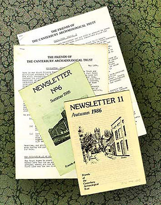 Early newsletters