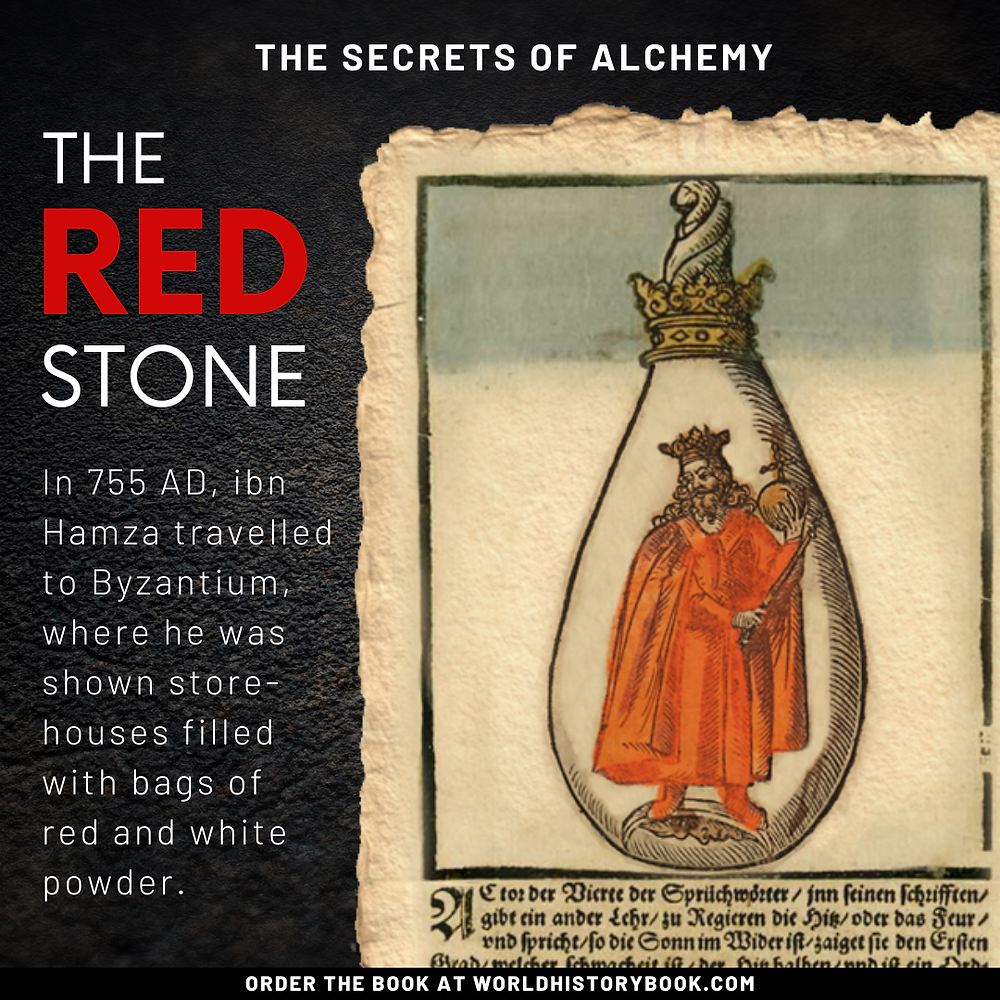 the great world history book stephan dinkgreve medieval middle ages alchemy philosophers stone red stone white stone
