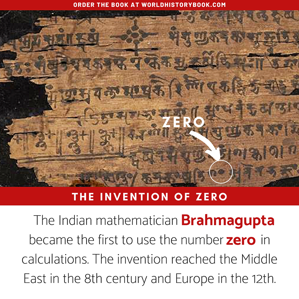 the great world history book stephan dinkgreve mathematics history math zero brahmagupta indian